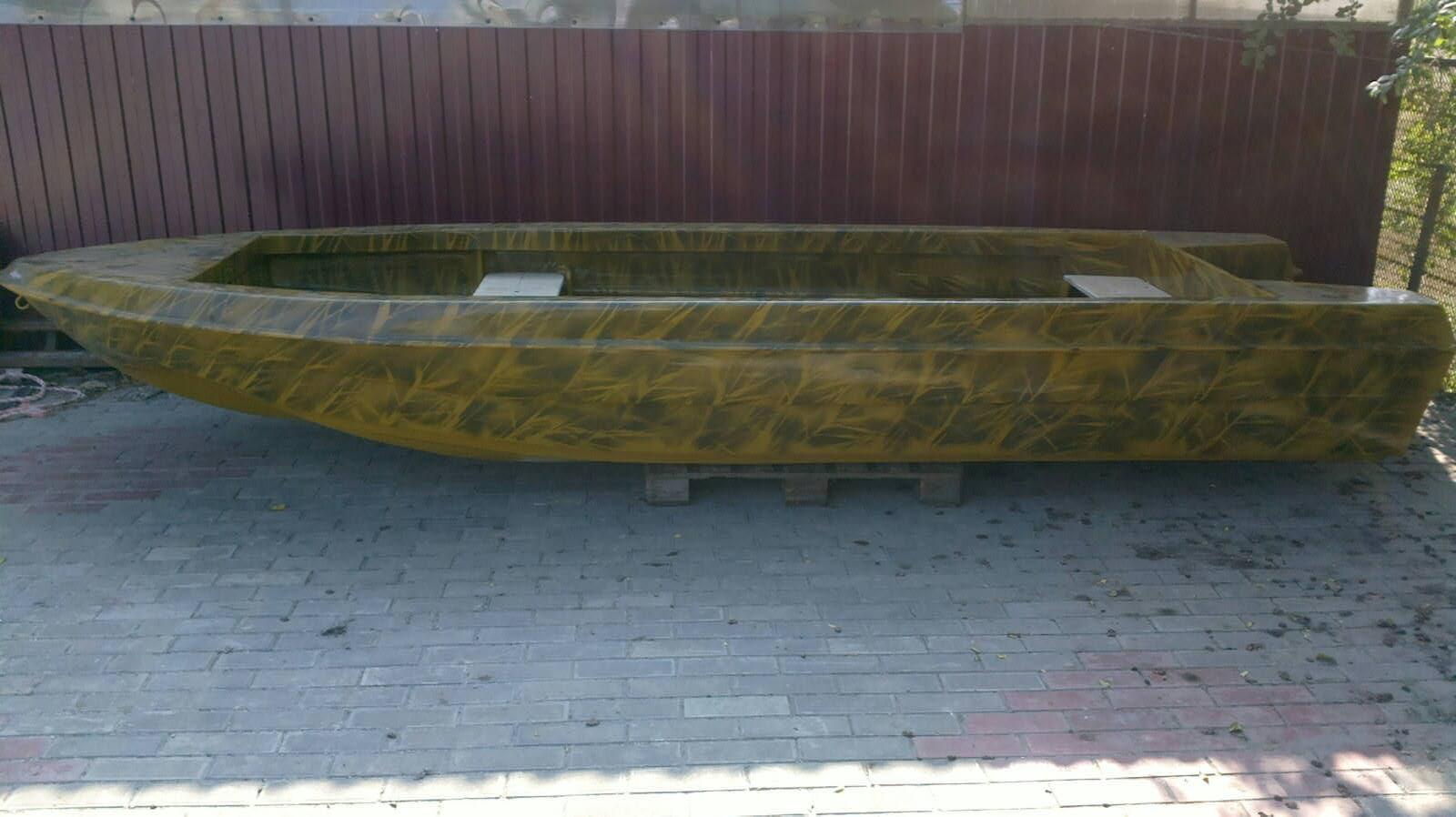 продажа лодок бу в мариуполе