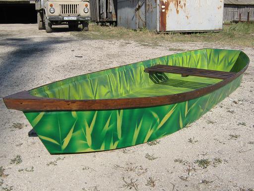 лодки стеклопластиковые как это сделано