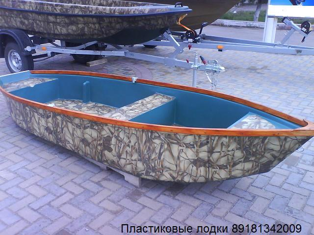 фото пенопластовой лодки