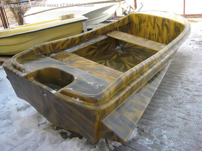 самодельные лодки по мелководью