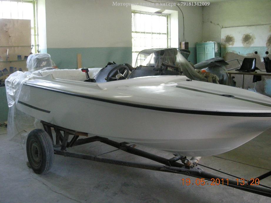 лодки под мотор 40л.с