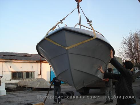 лодка на заказ в астрахани