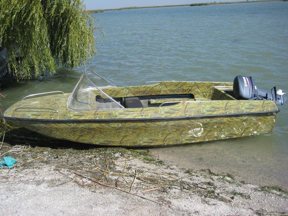 лодка спринт 315 видео